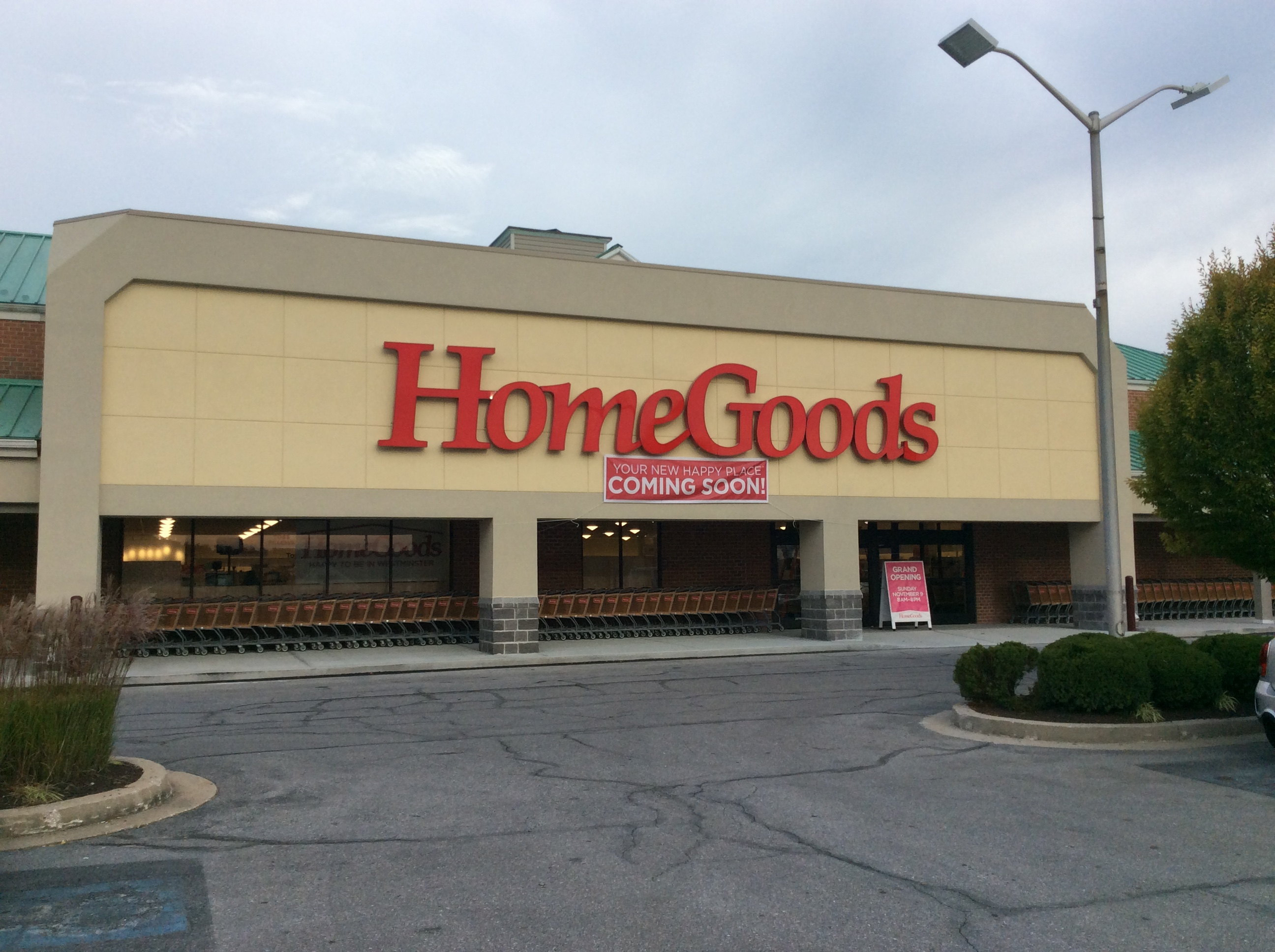 Home Goods   Westminster  MD. HomeGoods Westminster MD   Zahler Construction